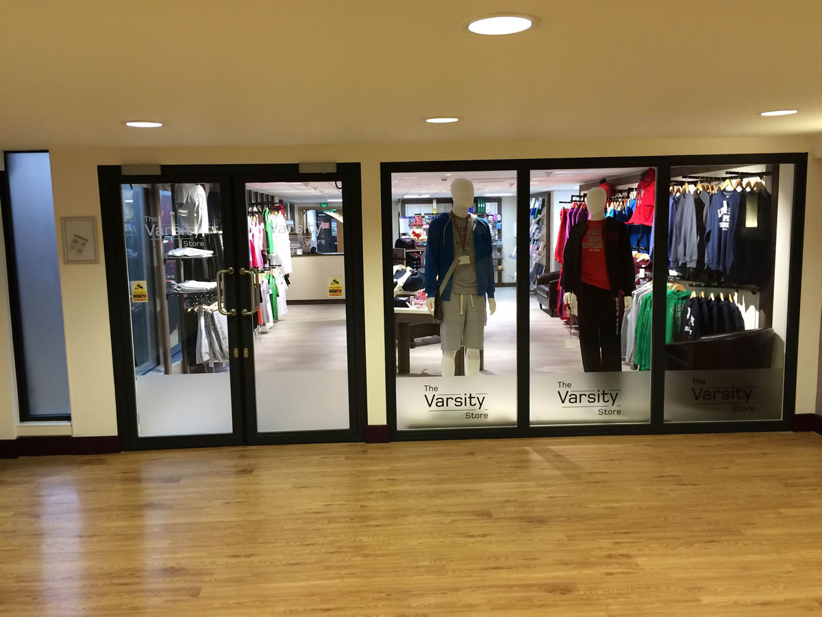 Millerbrown Shopfitting at Liverpool Hope University